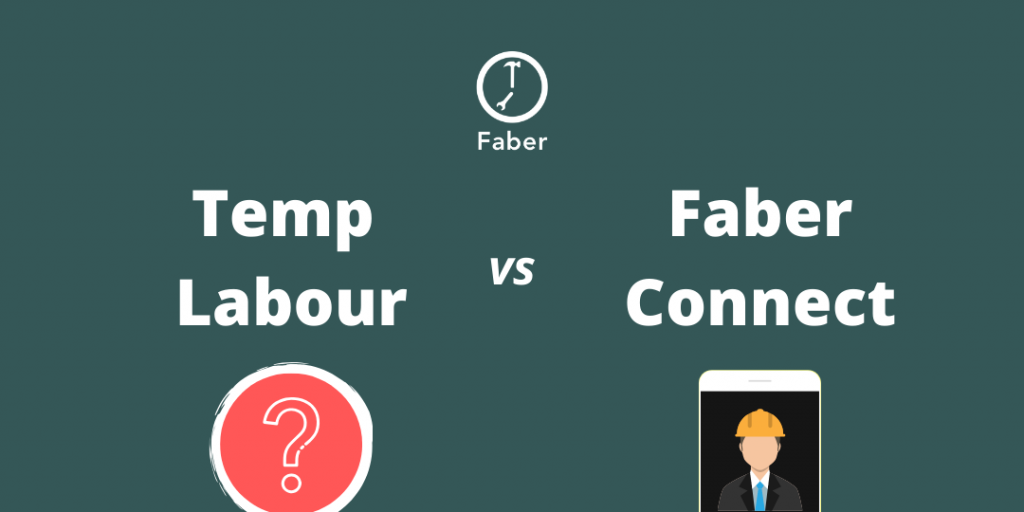 faber connect vs temp labour