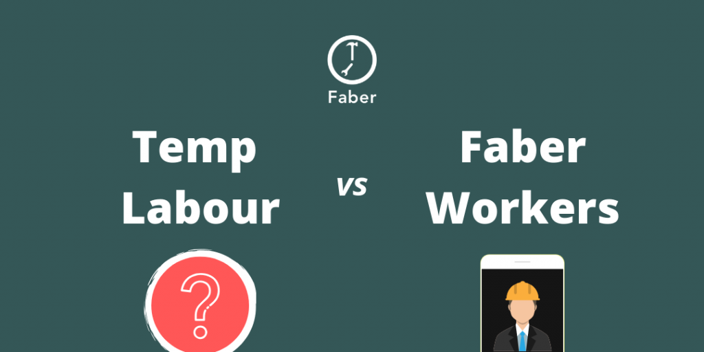 faber workers vs temp labour